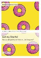"""Cover-Bild zu Hübers, Sebastian: Eat my Shorts! Soziale und politische Kritik in """"Die Simpsons"""""""