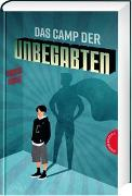 Cover-Bild zu Koch, Boris: Das Camp der Unbegabten