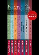Cover-Bild zu Lewis, Clive Staples: Die Chroniken von Narnia - Alle 7 Teile in einem E-Book (eBook)