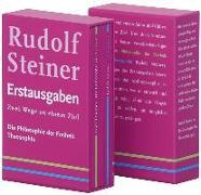 Cover-Bild zu Steiner, Rudolf: Zwei Wege zu einem Ziel