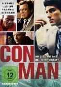 Cover-Bild zu Caulk, Bruce: Con Man - Aufstieg und Fall des Barry Minkow