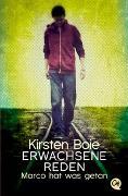 Cover-Bild zu Boie, Kirsten: Erwachsene reden