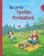 Cover-Bild zu Boie, Kirsten: Das große Familien-Vorlesebuch