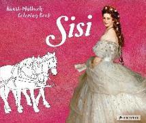 Cover-Bild zu Roeder, Annette: Kunst-Malbuch - Coloring Book Sisi