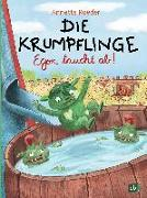Cover-Bild zu Roeder, Annette: Die Krumpflinge - Egon taucht ab