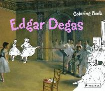Cover-Bild zu Roeder, Annette: Edgar Degas