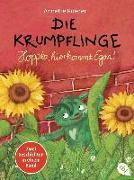Cover-Bild zu Roeder, Annette: Die Krumpflinge - Hoppla, hier kommt Egon!