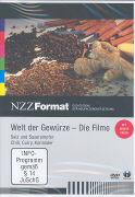 Cover-Bild zu Berthoud, Annette Frei: Die Welt der Gewürze - Die Filme