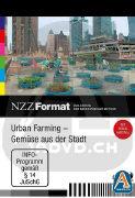 Cover-Bild zu Frei Berthoud, Annette: Urban Farming - Gemüse aus der Stadt