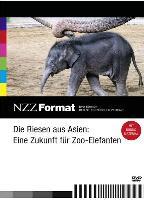 Cover-Bild zu Frei Berthoud, Annette: Die Riesen aus Asien: Eine Zukunft für Zoo-Elefanten