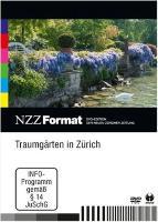 Cover-Bild zu Frei Berthoud, Annette: Traumgärten in Zürich