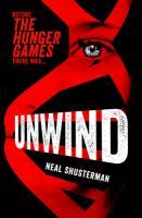 Cover-Bild zu Shusterman, Neal: Unwind