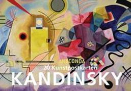 Cover-Bild zu Kandinsky, Wassily: Postkartenbuch Wassily Kandinsky
