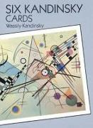 Cover-Bild zu Kandinsky, Wassily: Six Kandinsky Cards