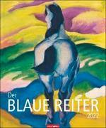 Cover-Bild zu Münter, Gabriele: Der Blaue Reiter Kalender 2022