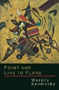 Cover-Bild zu Kandinsky, Wassily: Point and Line to Plane