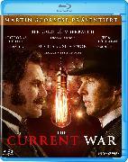 Cover-Bild zu Alfonso Gomez-Rejon (Reg.): The Current War BR