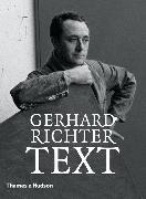 Cover-Bild zu Elger, Dietmar: Gerhard Richter - Text