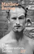 Cover-Bild zu Barney, Matthew: Matthew Barney. Hans Ulrich Obrist