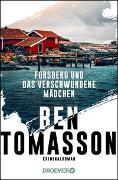 Cover-Bild zu Tomasson, Ben: Forsberg und das verschwundene Mädchen