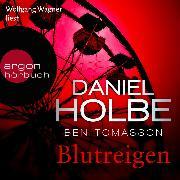 Cover-Bild zu Holbe, Daniel: Blutreigen - Ein Sabine-Kaufmann-Krimi, (Ungekürzte Lesung) (Audio Download)