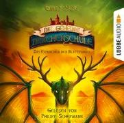 Cover-Bild zu Skye, Emily: Die geheime Drachenschule - Das Erwachen der Blattfinger