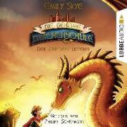 Cover-Bild zu Skye, Emily: Die geheime Drachenschule - Der Drache mit den silbernen Hörnern