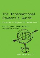 Cover-Bild zu Lowes, Ricki: The International Student's Guide