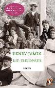 Cover-Bild zu James, Henry: Die Europäer