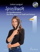 Cover-Bild zu Landgraf, Gefion (Hrsg.): Querflötenschule