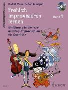 Cover-Bild zu Mauz, Rudolf: Fröhlich improvisieren lernen