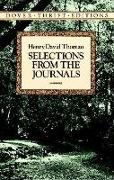 Cover-Bild zu Thoreau, Henry David: Selections from the Journals