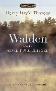 Cover-Bild zu Thoreau, Henry David: Walden and Civil Disobedience