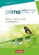 Cover-Bild zu Breig, Thomas: Prima ankommen, Im Fachunterricht, Biologie, Physik, Chemie: Klasse 7-10, Arbeitsbuch DaZ mit Lösungen