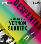 Cover-Bild zu Despentes, Virginie: Das Leben des Vernon Subutex
