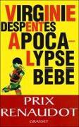 Cover-Bild zu Despentes, Virginie: Apocalypse bébé