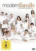 Cover-Bild zu Jason Winer, Reginald Hudlin, Randall Einhorn (Reg.): Modern Family - Staffel 2