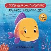 Cover-Bild zu Montgomery, R. A.: Journey Under the Sea (Board Book)