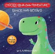 Cover-Bild zu Montgomery, R. A.: Space and Beyond (Board Book)