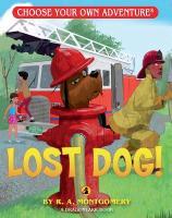 Cover-Bild zu Montgomery, R. A.: Lost Dog!