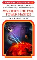 Cover-Bild zu Montgomery, R. A.: War with the Evil Power Master