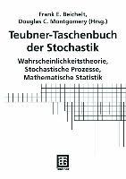 Cover-Bild zu Beichelt, Frank (Hrsg.): Teubner-Taschenbuch der Stochastik