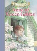 Cover-Bild zu Montgomery, Lucy Maud: Classic Starts(r) Anne of Green Gables