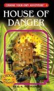 Cover-Bild zu Montgomery, R. A.: House of Danger
