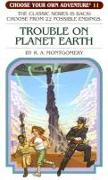 Cover-Bild zu Montgomery, R. A.: Trouble on Planet Earth