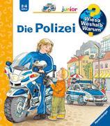 Cover-Bild zu Erne, Andrea: Wieso? Weshalb? Warum? junior: Die Polizei (Band 18)