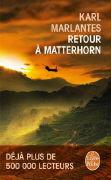Cover-Bild zu Marlantes, Karl: Retour à Matterhorn