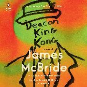 Cover-Bild zu McBride, James: Deacon King Kong