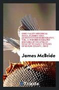 Cover-Bild zu Mcbride, James: Pioneer Biography: Sketches of the Lives of Some of the Early Settlers of Butler County, Ohio