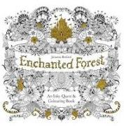 Cover-Bild zu Basford, Johanna (Illustr.): Enchanted Forest